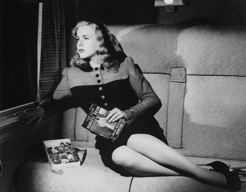 lady on a train image[1]